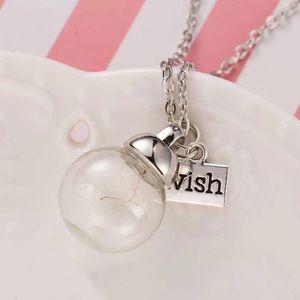 Jewelry - 🌼Dandelion Wish Necklace🌼